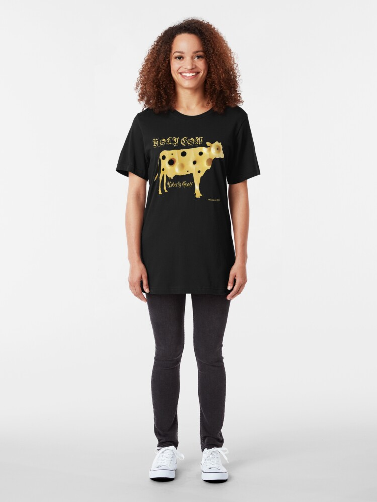 Alternate view of Holy Cow Slim Fit T-Shirt