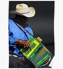Mo' Zydeco Poster