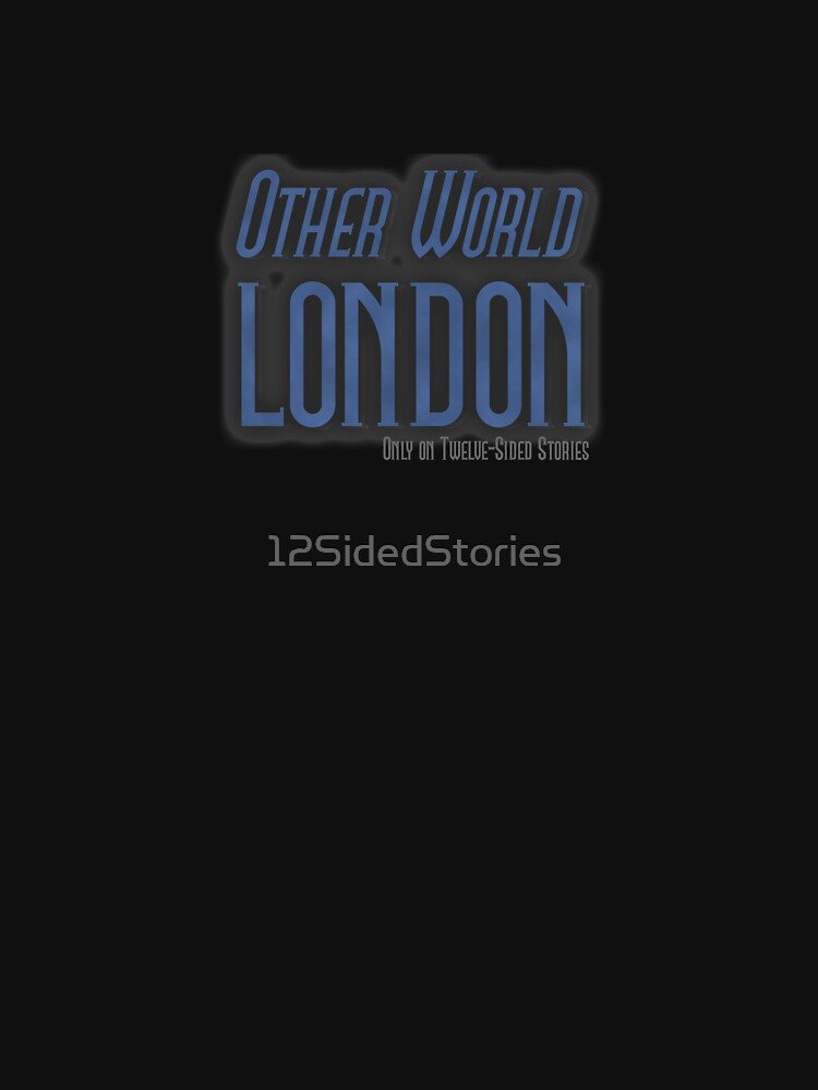 Other World London Logo by 12SidedStories