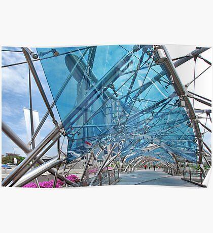 The Helix Bridge 5 Poster