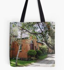 Converted Church, Longford Tote Bag