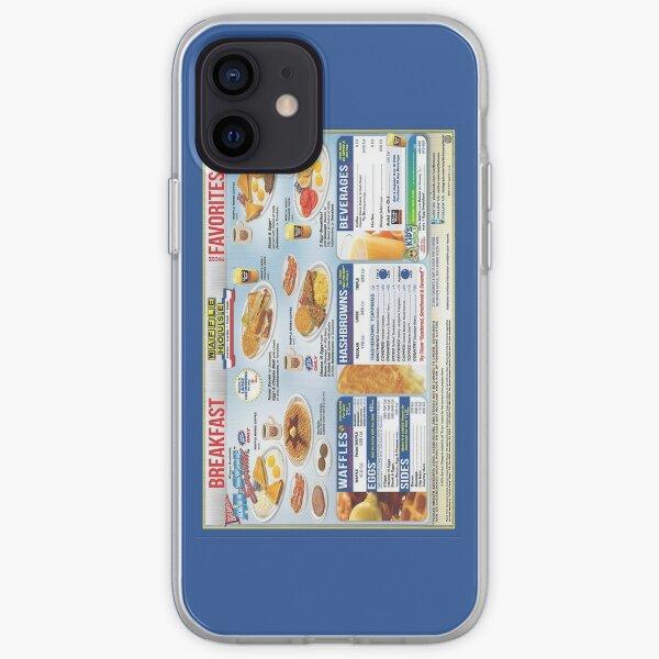 Waffle House iPhone Soft Case