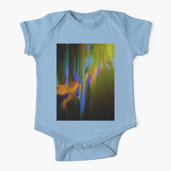 River Of Life Short Sleeve Baby One-Piece