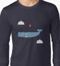 The Hitchhiker's Guide to the Galaxy Long Sleeve T-Shirt
