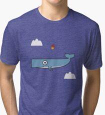 Camiseta de tejido mixto La Guía del autoestopista galáctico 589b5eec164bc