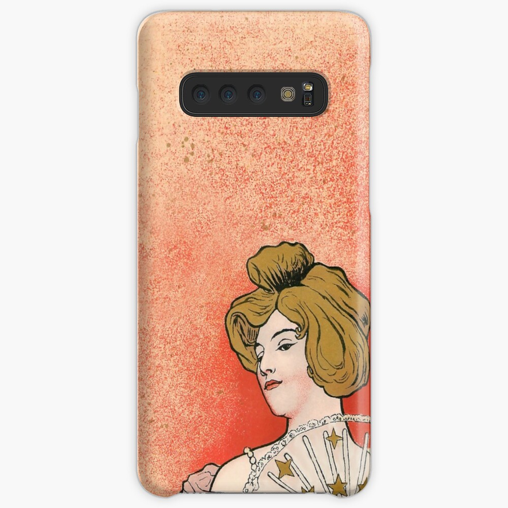 Art Nouveau Beauty Case & Skin for Samsung Galaxy