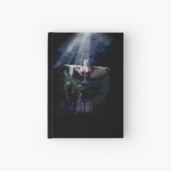 Bathed in Light  Hardcover Journal