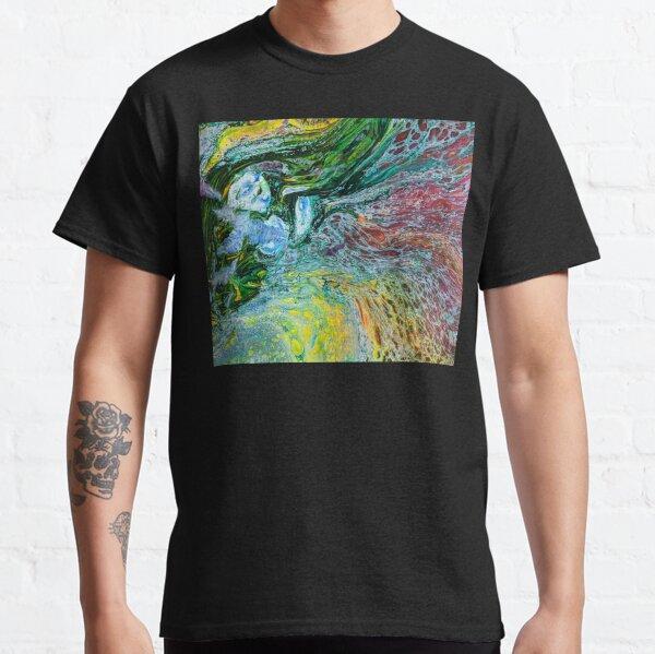 Happy Djinn: genie painting Classic T-Shirt