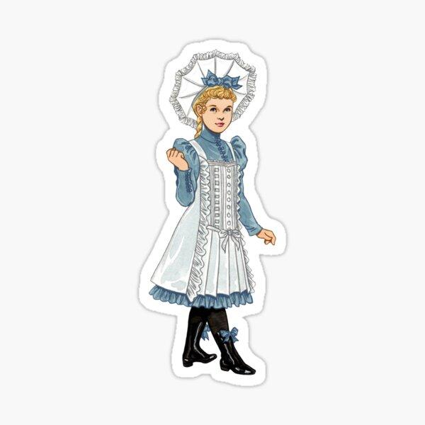 Alice Bonnet Sticker