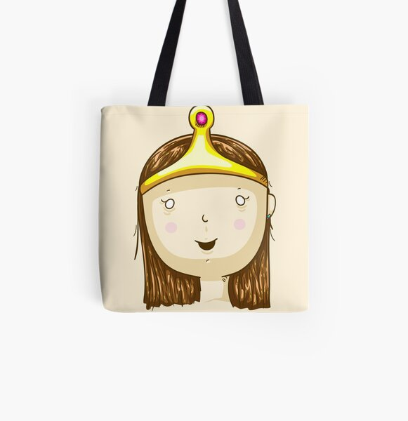 lack of sunlight princess All Over Print Tote Bag