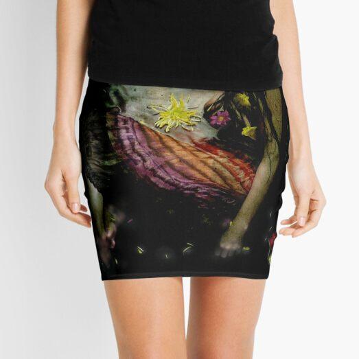 Born of Water Mini Skirt