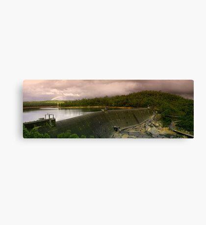 Collie Dam - Western Australia  Canvas Print