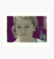 Sweet Innocence Art Print