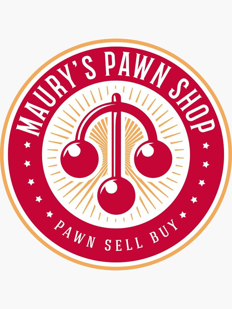 Maury's Pawn Shop by meowitskatmofo