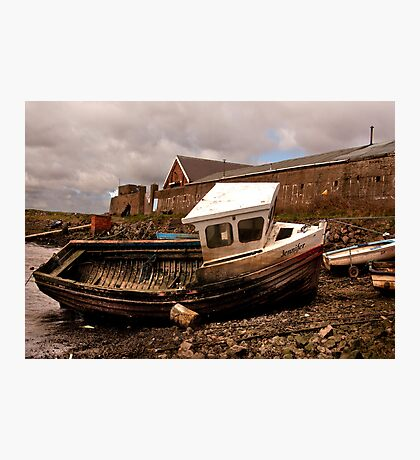 The Boat Jennifer - Paddy's Hole Photographic Print