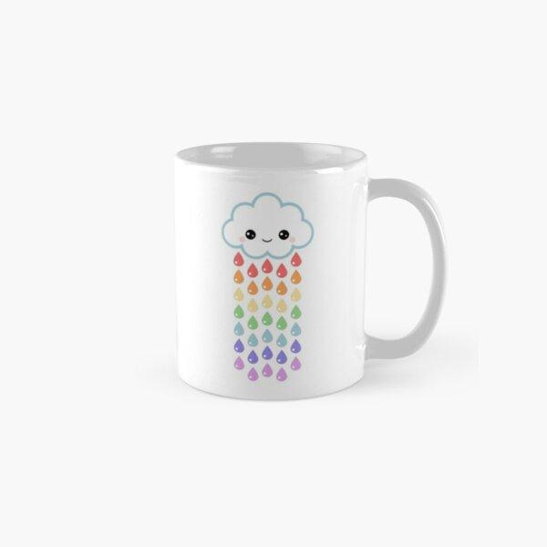 Cute Rain Cloud Classic Mug