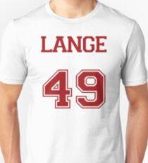 Lange Varsity Unisex T-Shirt