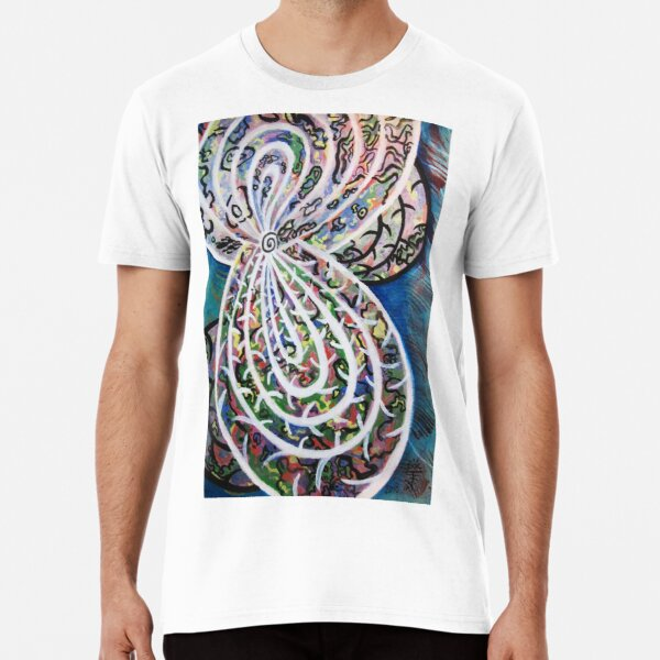 Abalone Spiral Premium T-Shirt