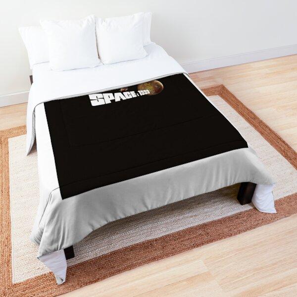 SPACE: 1999 LOGO+EAGLE+ATHERIA Comforter