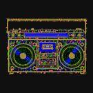 Boom Box Music by EthosWear