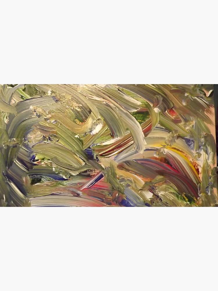 """Emerald's Domain"" - Acrylic on Canvas by newlight"