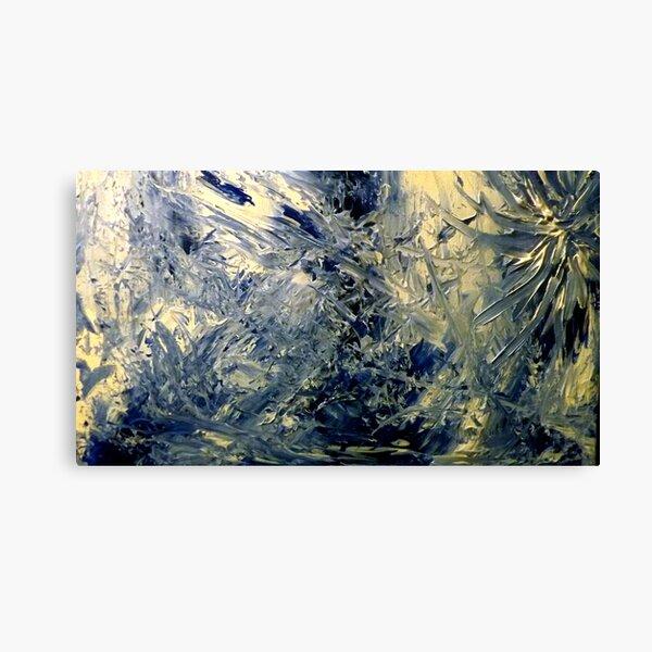 """Celestials"" - Whole Painting Canvas Print"