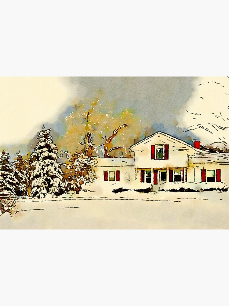 Christmas in the Country by douglasewelch