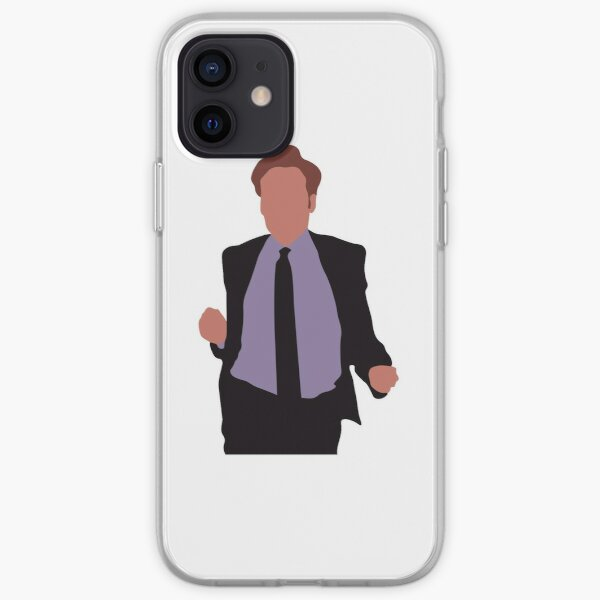 Conan doing the hip string dance iPhone Soft Case