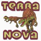 Terra Nova Dinosaurs by gleekgirl