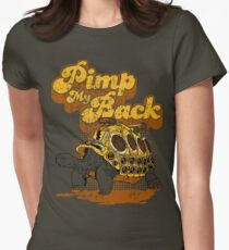 Pimp My Back Women's Fitted T-Shirt
