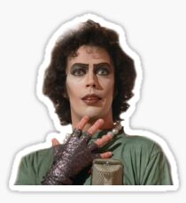 Dr Frank N Furter Sticker