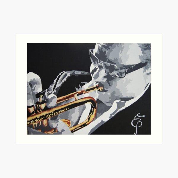 Arturo Sandoval Art Print