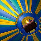 Up up and away! by Inge Johnsson