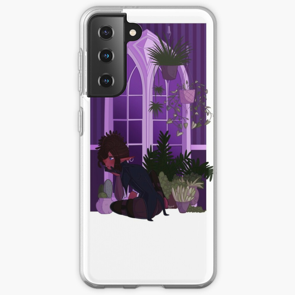 Thol [Dungeons and Dragons Character] Case & Skin for Samsung Galaxy