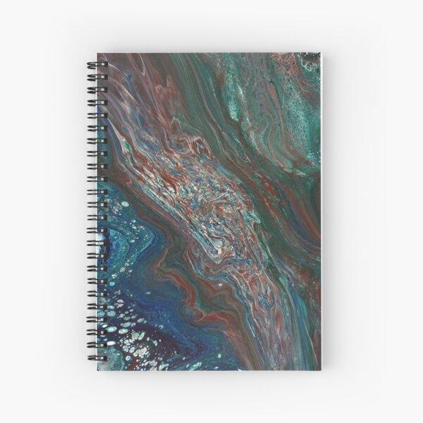 Stream of Consciousness Spiral Notebook