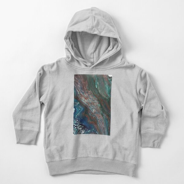 Stream of Consciousness Toddler Pullover Hoodie