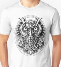Owl Portrait T-Shirt