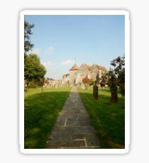 St Thomas Church Yard - Winchelsea Sticker