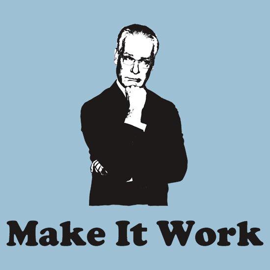 TShirtGifter presents: Tim Gunn - Make it work