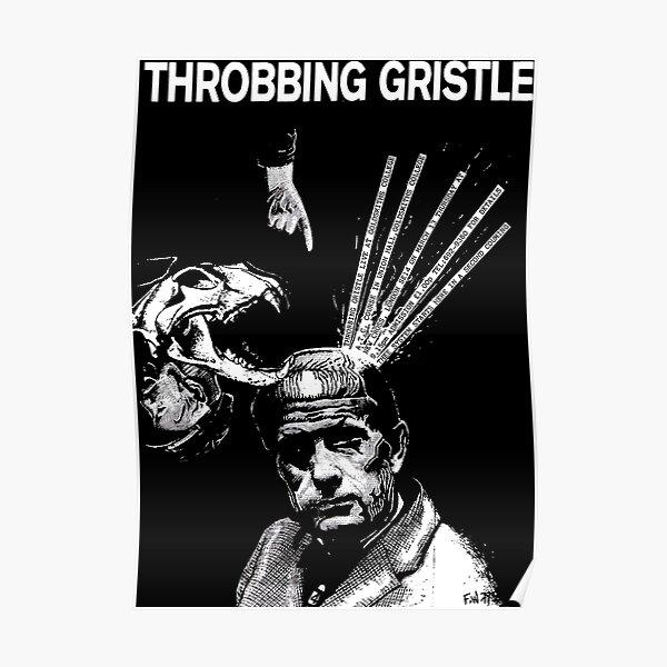 Throbbing Gristle Poster