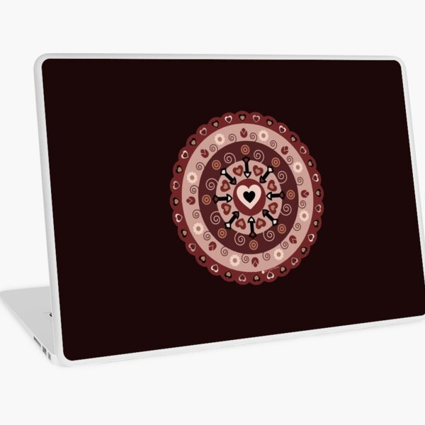 Cupid's Garden Laptop Skin
