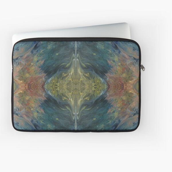 The River Dreams of Spring Laptop Sleeve