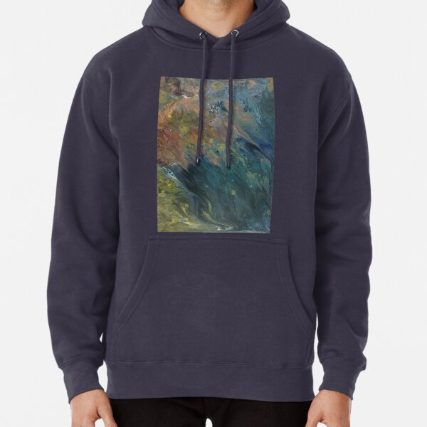 The River Dreams of Spring Pullover Hoodie