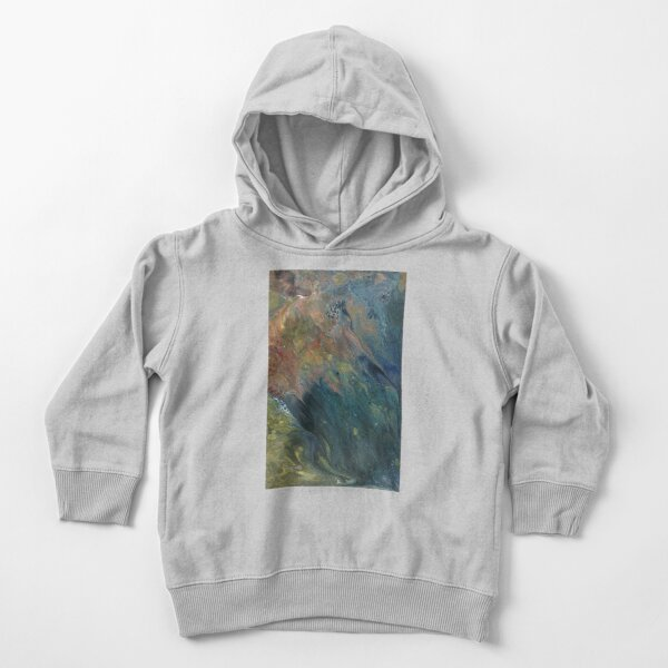 The River Dreams of Spring Toddler Pullover Hoodie