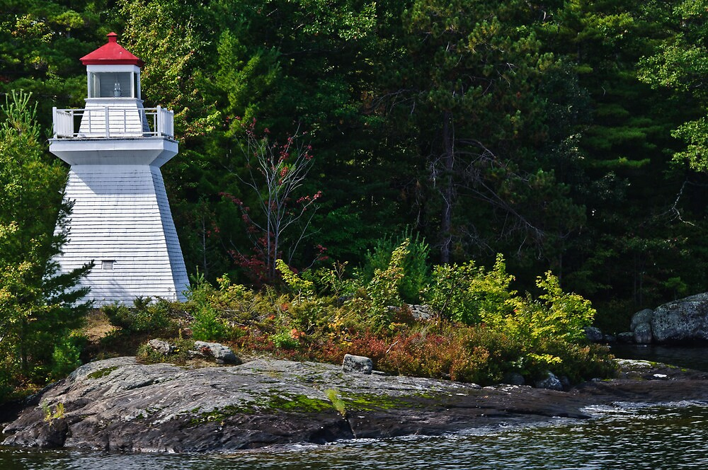 Lighthouse Island by jules572
