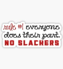 Rule #1 Sticker