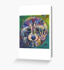 Fairy hands painting - 2015 Greeting Card