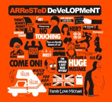 TShirtGifter Presents: Arrested Development Quotes