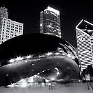 Cloud Gate by Jigsawman