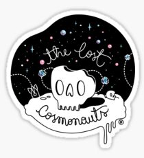 The Lost Cosmonauts Sticker